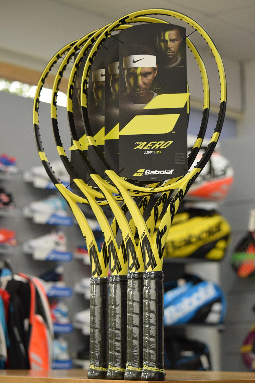 راکت تنیس بابولات مردانه